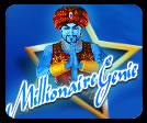 Jackpot progressif Millionaire Genie